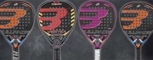 Gama Vertex 2016 de Bullpadel