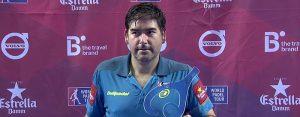 Cristian Gutierrez mejor jugador de la final. Premio Adeslas WPT 2016