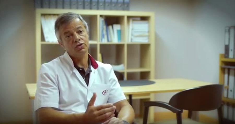 Entrevista a Eduard Cos sobre dieta para jugadores de pádel