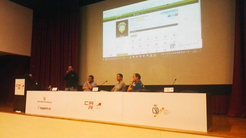 Presentación sexta edición de la liga PadelCat