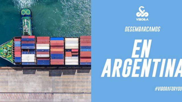 Vibroa-A abre mercado en Argentina