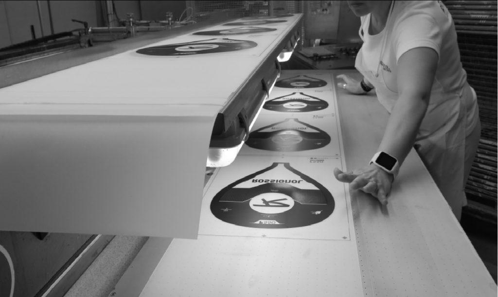 tecnologías en la fabricación de las palas de pádel Rossignol