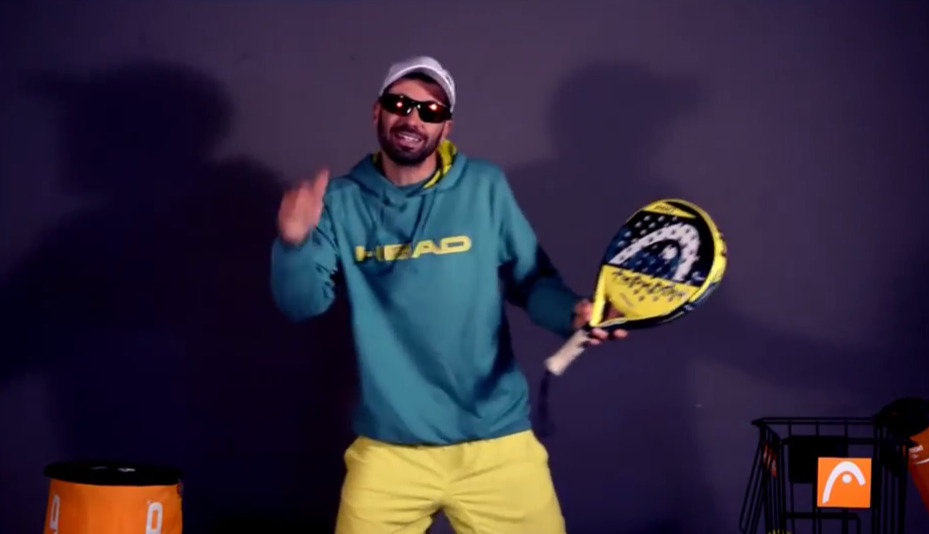 Salvita Project. Rap del padel