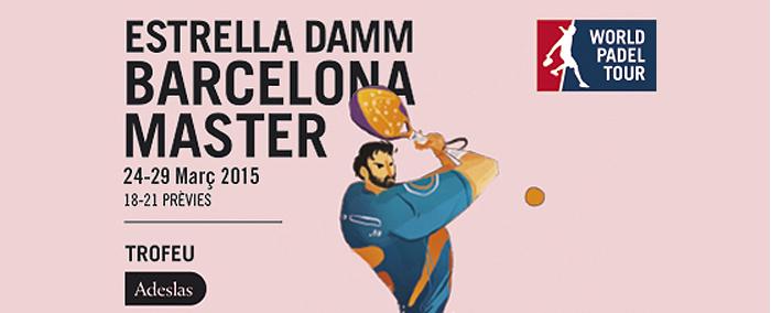 Portada del Estrella Damm Barcelona Master