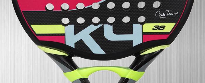 Nueva BullPadel K4 pro Women