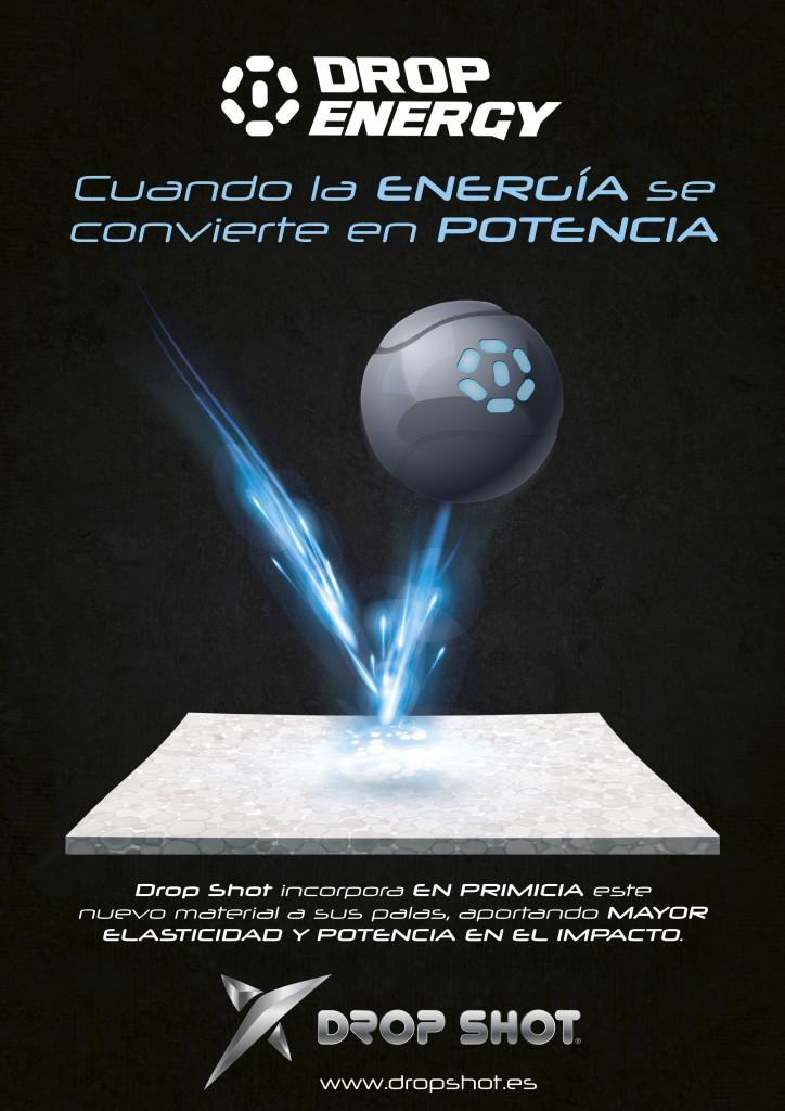 tecnología Drop Energy
