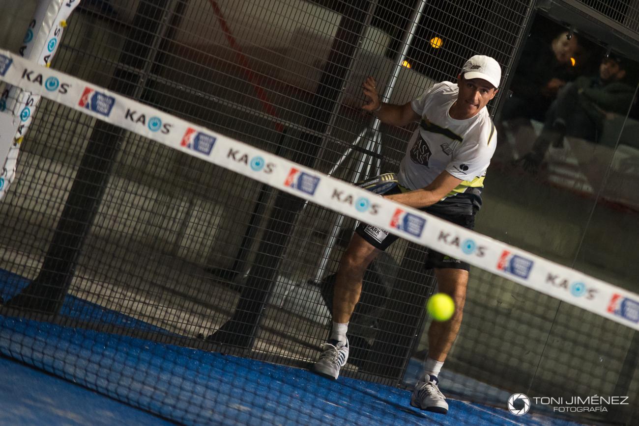 Adrian Biglieri en el Challenger de Barcelona