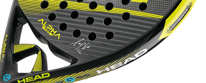 Test pala de padel Head Graphene XT Alpha pro