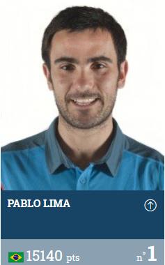 Pablo Lima fuera del Mundial de Padel de 2016