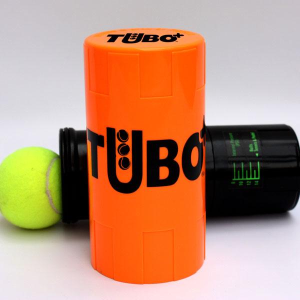 Tuboplus. presurizadore de pelotas de tenis y padel