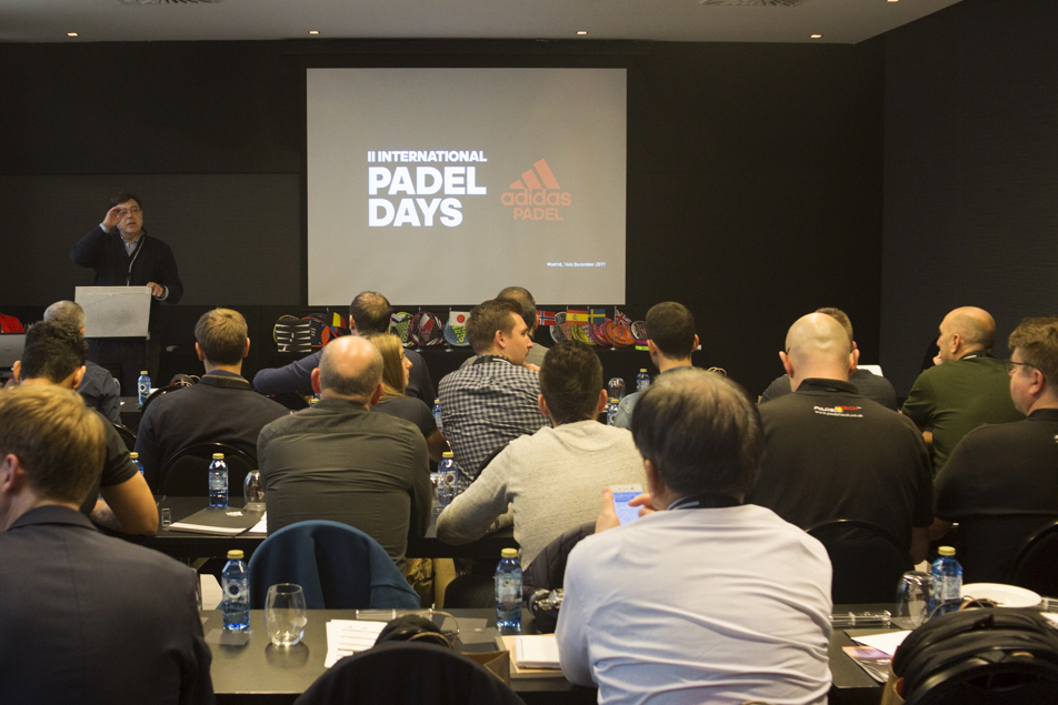 Adidas International Padel Days