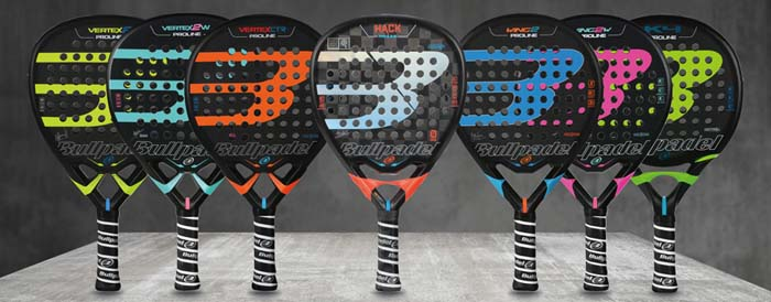 Nueva collecion 2017 Bullpadel