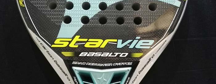 Análisis Pala de Padel Star Vie r 9.1 Carbon Basalto
