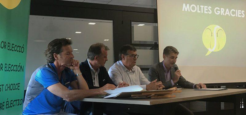 Primer congreso Tenis Padel