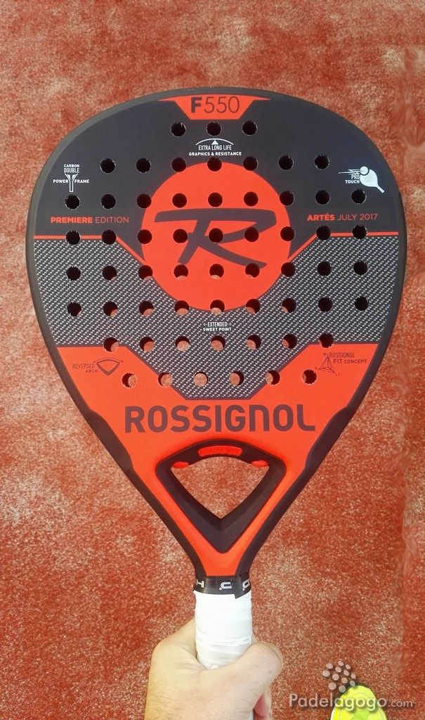 Pala Rossignol F550