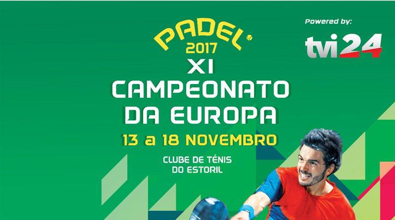 11 campeonato de europa de pádel