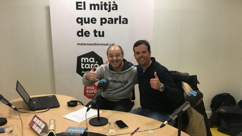 Entrevista a Quim Perez del Club de Tennis Les Sureres en Malalts de Padel