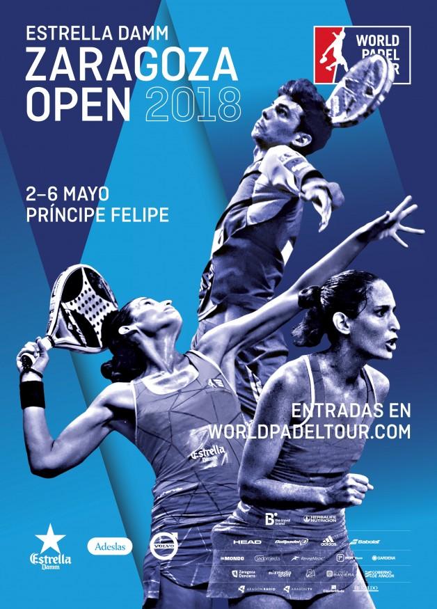 En marcha el World Padel Tour Zaragoza Open 2018