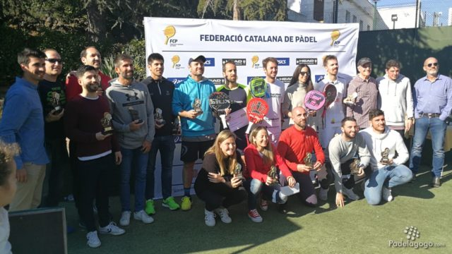 Super Gran Slam FCtalalana Padel Vallparc