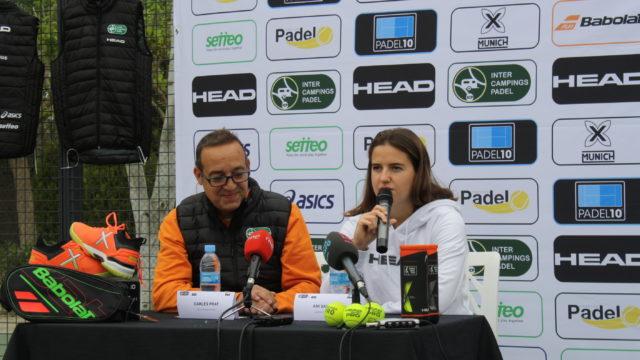 presentación de la segunda edición de Inter Campings Padel